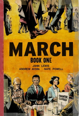 March, Book One Cover