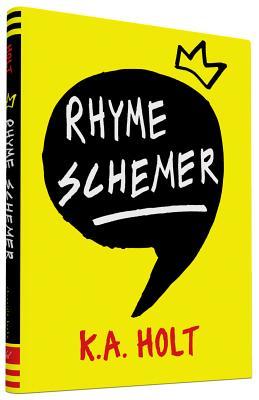 Rhyme Schemer Cover