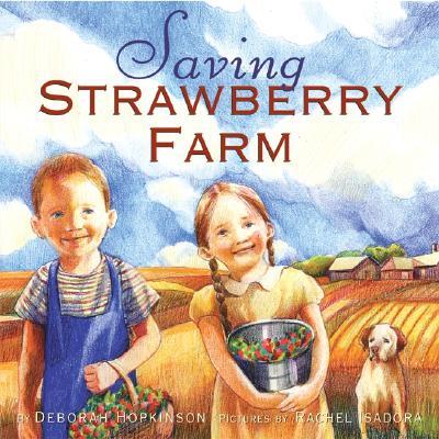 Saving Strawberry Farm Cover Image