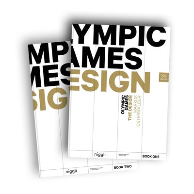 Olympic Games: The Design Cover Image