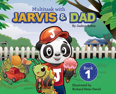 Multitask with Jarvis & Dad: Jarvis & Dad Cover Image