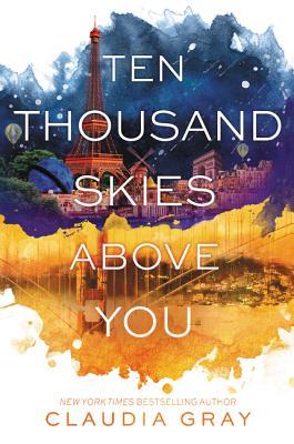 Ten Thousand Skies Above You (Firebird #2) Cover Image