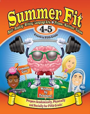 Summer Fit, Grades 4-5 Cover