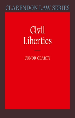 Cover for Civil Liberties (Clarendon Law)
