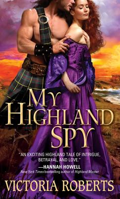 My Highland Spy Cover