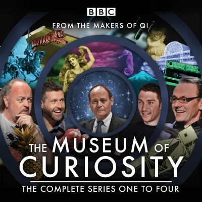 The Museum of Curiosity: Series 1-4: 24 Episodes of the Popular BBC Radio 4 Comedy Panel Game Cover Image