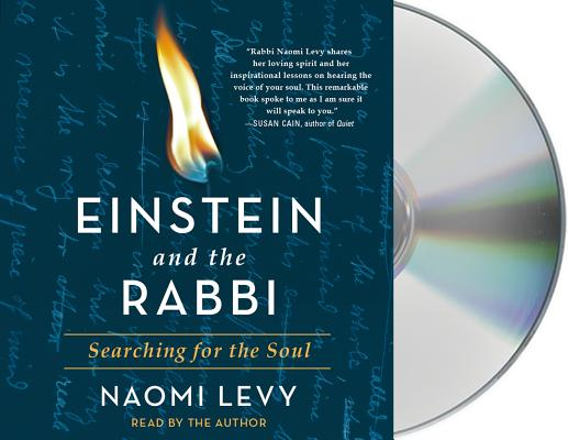 Einstein and the Rabbi: Searching for the Soul Cover Image