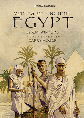 Voices of Ancient Egypt Cover