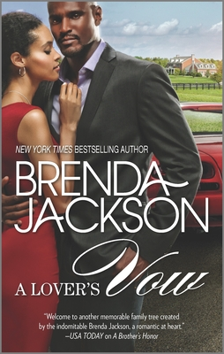 Cover for A Lover's Vow (Grangers #3)