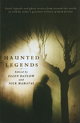Haunted Legends Cover