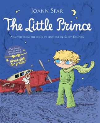 The Little Prince Graphic Novel Cover Image