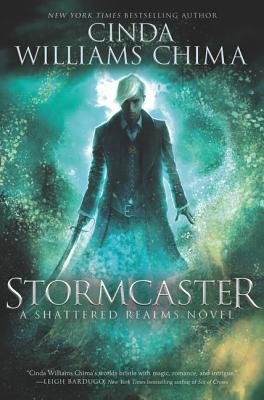 Stormcaster (Shattered Realms #3) Cover Image