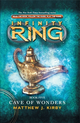 Cave of Wonders (Infinity Ring, Book 5) Cover Image