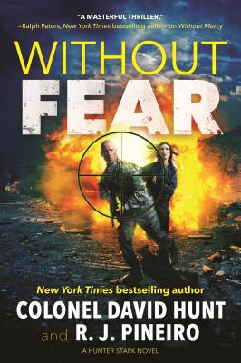 Without Fear: A Hunter Stark Novel Cover Image