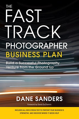 The Fast Track Photographer Business Plan Cover