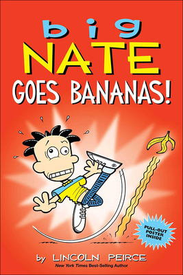 Big Nate Goes Bananas! Cover Image