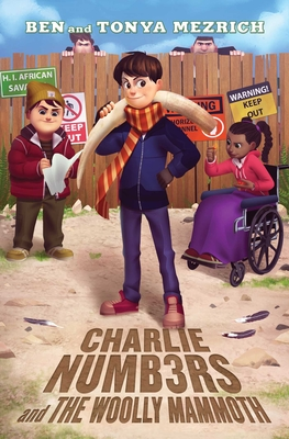 Charlie Numbers and the Woolly Mammoth (The Charlie Numbers Adventures) cover