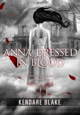 Anna Dressed in Blood (Thorndike Literacy Bridge Young Adult) Cover Image