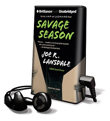 Savage Season [With Earbuds] (Playaway Adult Fiction) Cover Image