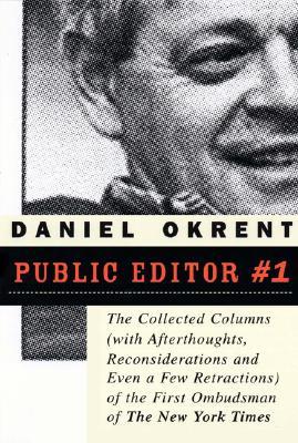 Public Editor #1 Cover