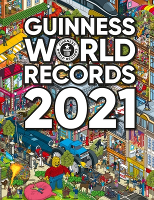 Guinness World Records 2021 Cover Image