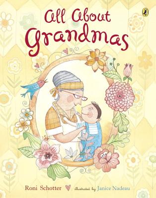 All About Grandmas Cover Image