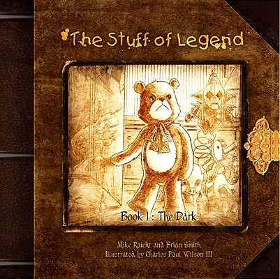 The Stuff of Legend, Book 1: The Dark Cover Image