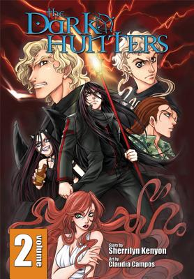 The Dark-Hunters, Vol. 2 (Dark-Hunter Manga #2) Cover Image