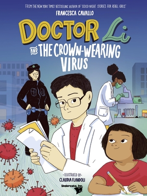 Doctor Li and the Crown-Wearing Virus book cover