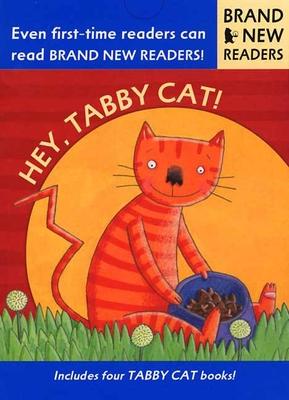 Hey, Tabby Cat! Cover