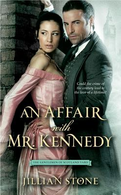 An Affair with Mr. Kennedy Cover