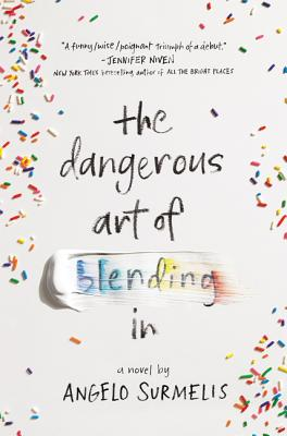 The Dangerous Art of Blending In Cover Image