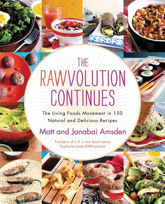 The Rawvolution Continues Cover