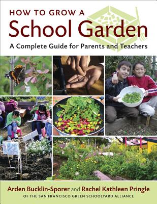 How to Grow a School Garden Cover