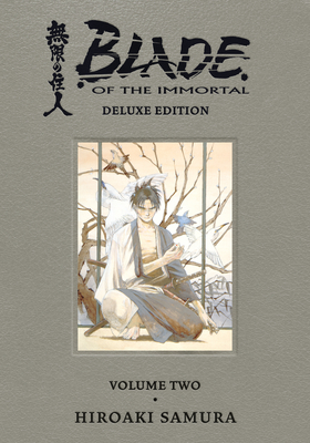 Blade of the Immortal Deluxe Volume 2 Cover Image