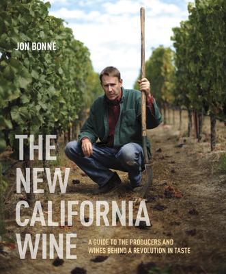 The New California Wine Cover