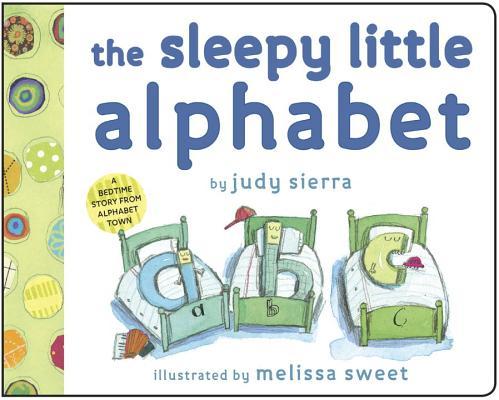 Cover for The Sleepy Little Alphabet