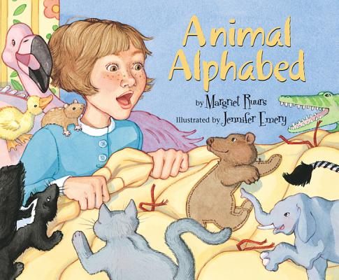 Animal Alphabed Cover