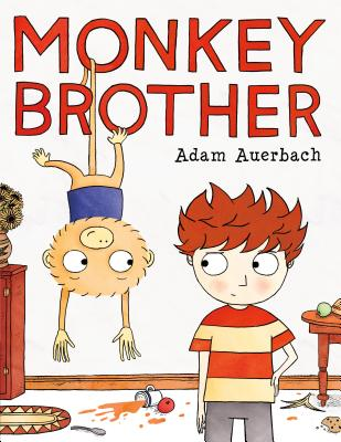 Monkey Brother Cover Image