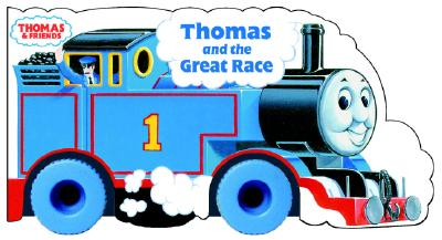 Thomas and the Great Race (Thomas & Friends) Cover