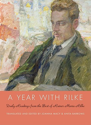 A Year with Rilke Cover