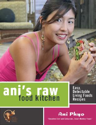 Ani's Raw Food Kitchen Cover