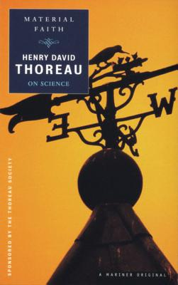 Material Faith: Thoreau on Science Cover Image