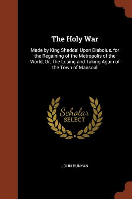 Cover for The Holy War