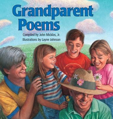 Grandparent Poems Cover Image