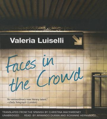 Faces in the Crowd Cover Image