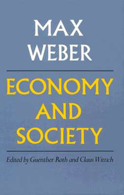 Economy and Society Cover Image