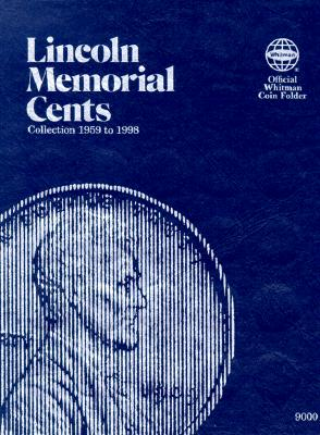 Coin Folders Cents: Lincoln Memorial (Official Whitman Coin Folder) Cover Image