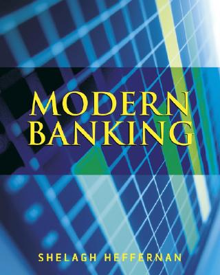 Cover for Modern Banking (Wiley Finance)