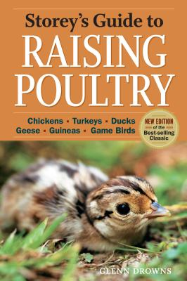 Storey's Guide to Raising Poultry Cover